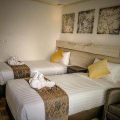 Отель Cityview Residence комната для гостей