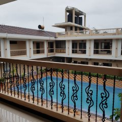 Serenity by the Sea Beach Resort in Candolim, India from 35$, photos, reviews - zenhotels.com balcony