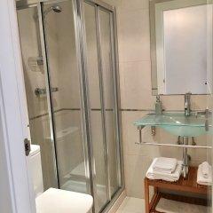 Отель Apartamentos Coruña Playa ванная
