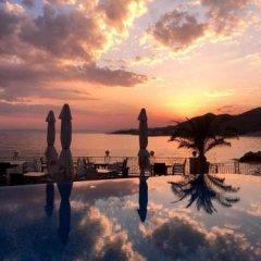 Отель Royal Bay Resort All Inclusive Болгария, Балчик - отзывы, цены и фото номеров - забронировать отель Royal Bay Resort All Inclusive онлайн бассейн
