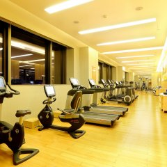 Kempinski Hotel Xiamen фитнесс-зал