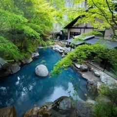 Отель Kurokawa-So Япония, Минамиогуни - отзывы, цены и фото номеров - забронировать отель Kurokawa-So онлайн бассейн фото 2