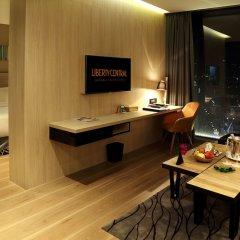 Отель Liberty Central Saigon Citypoint удобства в номере