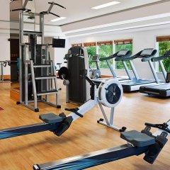 Отель Sheraton Jumeirah Beach Resort ОАЭ, Дубай - 3 отзыва об отеле, цены и фото номеров - забронировать отель Sheraton Jumeirah Beach Resort онлайн фитнесс-зал фото 3