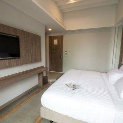 Отель V20 boutique hotel Таиланд, Бангкок - отзывы, цены и фото номеров - забронировать отель V20 boutique hotel онлайн комната для гостей фото 4