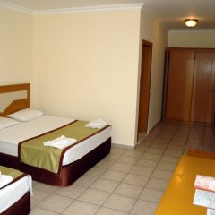 Отель Dragos Beach Кемер комната для гостей фото 2