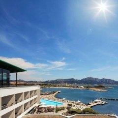 Отель Pullman Marseille Palm Beach фото 3