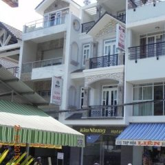 Kim Nhung Hotel Далат парковка