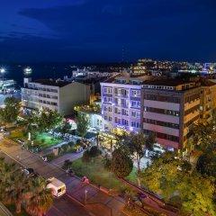 Artur Hotel Турция, Канаккале - 1 отзыв об отеле, цены и фото номеров - забронировать отель Artur Hotel онлайн вид на фасад фото 3