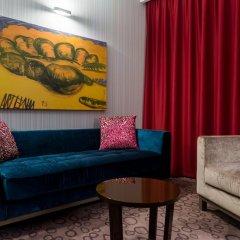 Домина Отель Новосибирск 4* Стандартный номер с различными типами кроватей фото 19