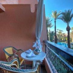 Hotel Marrakech Le Semiramis балкон