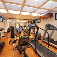 Отель Emporio Reforma фитнесс-зал
