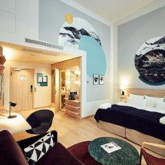 Отель Scandic Hamburg Emporio Германия, Гамбург - 5 отзывов об отеле, цены и фото номеров - забронировать отель Scandic Hamburg Emporio онлайн комната для гостей фото 4