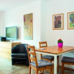 Отель Apartment11 Thüringer Кёльн комната для гостей фото 5
