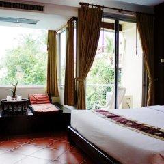 Отель Le Tong Beach 2* Номер Делюкс с различными типами кроватей фото 2