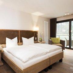 Отель Forsthaus Heiligenberg комната для гостей фото 3