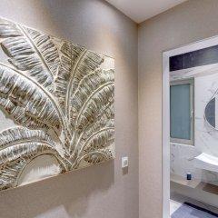 Отель Super Luxury Apartment in Tigne Point, Amazing Ocean Views Мальта, Слима - отзывы, цены и фото номеров - забронировать отель Super Luxury Apartment in Tigne Point, Amazing Ocean Views онлайн ванная
