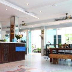 On Hotel Phuket интерьер отеля фото 2