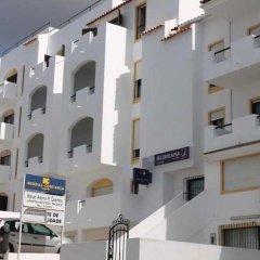 Отель Paulex Apartamentos вид на фасад
