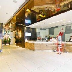 Отель Jinjiang Inn (Xi'an Bell Tower Dachaishi Subway Station) Китай, Сиань - отзывы, цены и фото номеров - забронировать отель Jinjiang Inn (Xi'an Bell Tower Dachaishi Subway Station) онлайн интерьер отеля фото 2