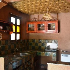 Отель Ecolodge - La Palmeraie Марокко, Уарзазат - отзывы, цены и фото номеров - забронировать отель Ecolodge - La Palmeraie онлайн в номере фото 2