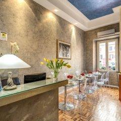 Отель Relais Conte Di Cavour De Luxe комната для гостей фото 5