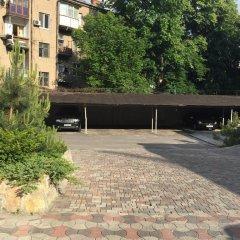 Гостиница Welcome to Dnepropetrovsk парковка
