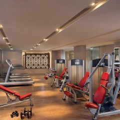ITC Maurya, a Luxury Collection Hotel, New Delhi фитнесс-зал