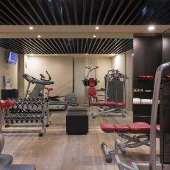 Отель STRAFhotel&bar фитнесс-зал