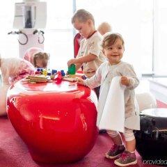 Отель Novotel Muenchen Messe детские мероприятия
