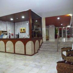 Отель Apartamentos Turisticos Jardins Da Rocha интерьер отеля