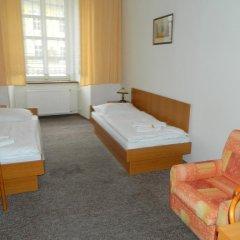 Отель Hvezda Чехия, Хеб - отзывы, цены и фото номеров - забронировать отель Hvezda онлайн комната для гостей фото 5