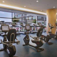 Отель Swissotel Living Al Ghurair Dubai фитнесс-зал фото 2
