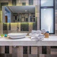 Отель Sonias House Греция, Ситония - отзывы, цены и фото номеров - забронировать отель Sonias House онлайн ванная