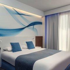 Hotel Mercure Paris Gare Du Nord La Fayette комната для гостей