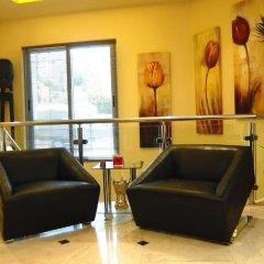 Отель Beity Rose Suites Hotel Иордания, Амман - отзывы, цены и фото номеров - забронировать отель Beity Rose Suites Hotel онлайн интерьер отеля фото 3