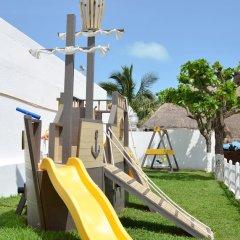 Отель Beachscape Kin Ha Villas & Suites Мексика, Канкун - 2 отзыва об отеле, цены и фото номеров - забронировать отель Beachscape Kin Ha Villas & Suites онлайн приотельная территория