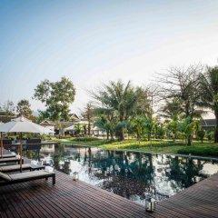 Отель Sofitel Luang Prabang бассейн фото 3