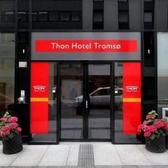 Thon Hotel Tromsø парковка