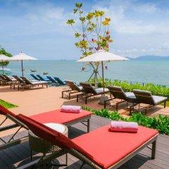 Отель Prana Resort Samui пляж