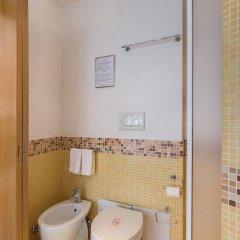 Отель Residenza Domizia Smart Design Италия, Рим - отзывы, цены и фото номеров - забронировать отель Residenza Domizia Smart Design онлайн ванная фото 2