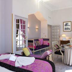 Отель West End Nice Франция, Ницца - 14 отзывов об отеле, цены и фото номеров - забронировать отель West End Nice онлайн комната для гостей фото 3