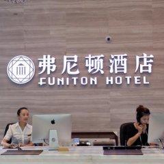 Funiton Hotel интерьер отеля