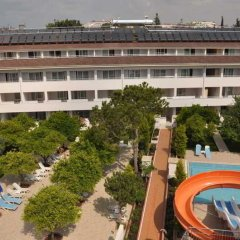 Catty Cats Garden Hotel Турция, Сиде - отзывы, цены и фото номеров - забронировать отель Catty Cats Garden Hotel онлайн пляж