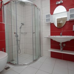 Anik Suite Hotel Alanya Турция, Аланья - отзывы, цены и фото номеров - забронировать отель Anik Suite Hotel Alanya онлайн ванная