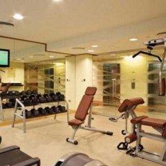 Отель ibis Al Rigga фитнесс-зал фото 4