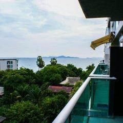 Отель Laguna Heights Pattaya Таиланд, Паттайя - отзывы, цены и фото номеров - забронировать отель Laguna Heights Pattaya онлайн балкон