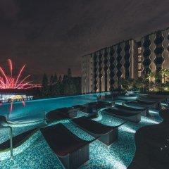 Village Hotel at Sentosa by Far East Hospitality спортивное сооружение