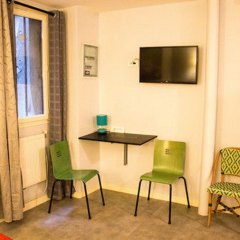 Hotel de l'Europe Belleville удобства в номере