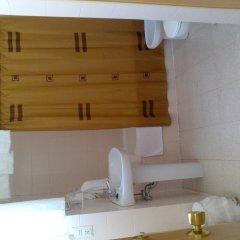 Hotel Terminus Сан-Себастьян ванная